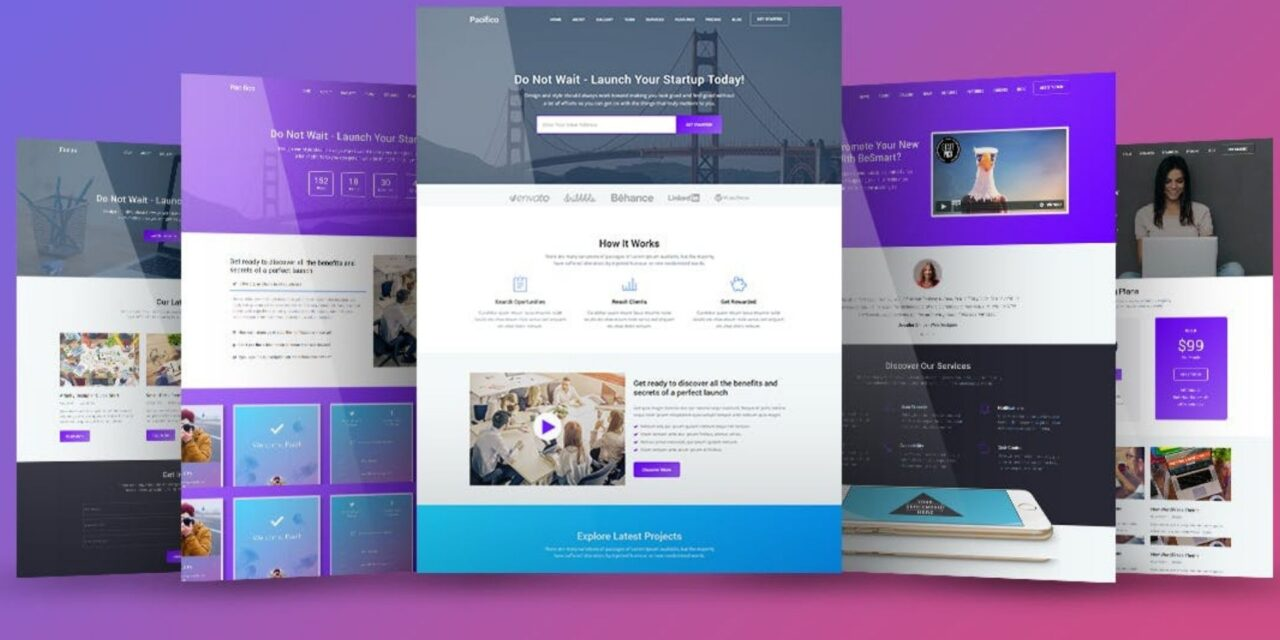 12 Best Landing Page Templates of 2021